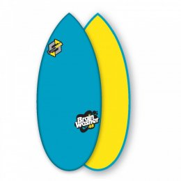 Skimboard SkimOne EPS Epoxy Bambus 44 Brain Washer