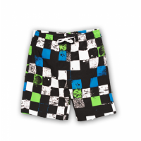 Sun Project Kids Boardshort SQUARES