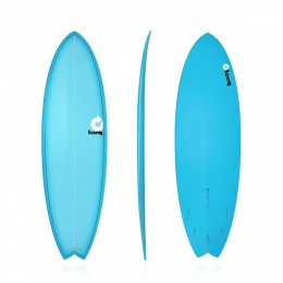 Surfboard TORQ Epoxy TET 5.11 Fish Blue Fade