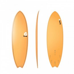 Surfboard TORQ Epoxy TET 5.11 Fish Orange