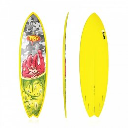 Surfboard TORQ Epoxy TET 6.3 Fish  Eyeball LTD