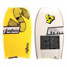 SurfnSun Bodyboard Similar 33 Yellow