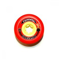 Tunnel Wheels KRAKATOA (4er Set) 70mm/81a Red Slidewheels