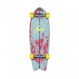 Yow Cloud Nine Court Surf Skate Longboard