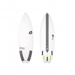 Surfboard TORQ Epoxy TEC Performance Fish 6.6