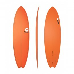 Surfboard TORQ Epoxy TET 6.10 Fish Red