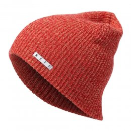 neff DAILY Beanie Heather Red