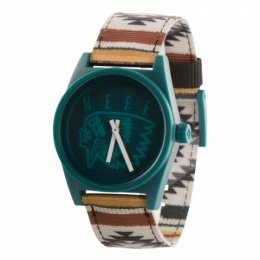 neff DAILY Woven Watch Uhr Camp