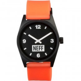 neff Daily Wild Watch Uhr Infrared Black