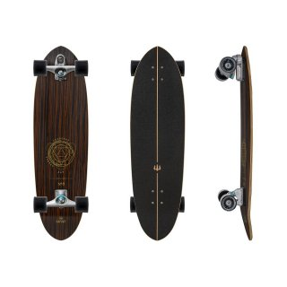 Carver Haedron No.9 Complete C7 Raw Longboard Komplettboard