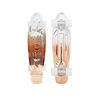 Penny Original 22 Skateboard White Copper Fade