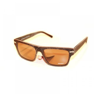 Sinner FIVE polarisierte Sonnenbrille Brown