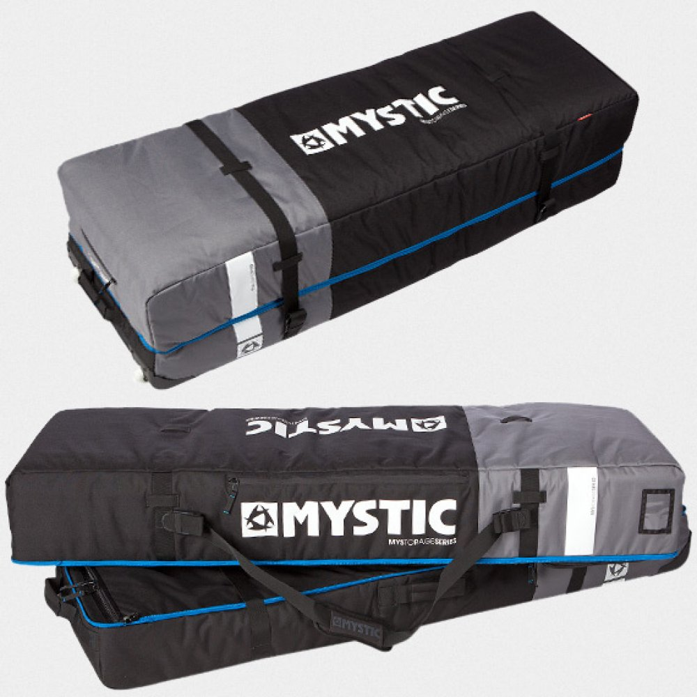 mystic ammo twin box mit rollen travelbag 160. Black Bedroom Furniture Sets. Home Design Ideas