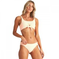 Billabong Bikini Under The Sun Tropic Neon Peach