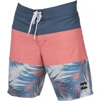 "Billabong Boardshort Tribong X Fonds 18"" Neo Red"