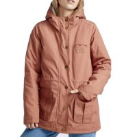 Billabong Facil iti Frauen Winterjacke Cacao