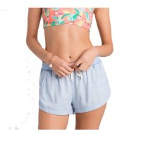 Billabong Road Trippin Solid Walkshort Chambray