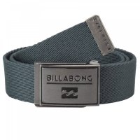 Billabong SERGEANT Belt Gürtel Charcoal