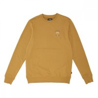 Billabong Shooner Crew Sweater Gold