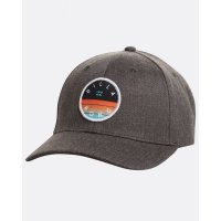 Billabong Theme Snap Back Kinder Cap Boy Grey Heather