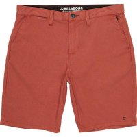 Billabong Walkshorts New Order Redrock Overdye