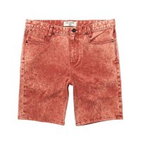 Billabong Walkshorts Outsider 5 Pocket Washed Red