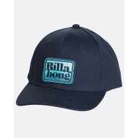Billabong Walled Snap Back Kinder Cap Boy Navy