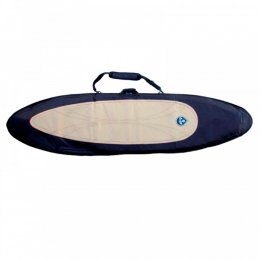 Bugz Boardbag Airliner Funboard Bag 7.6 Surfboard