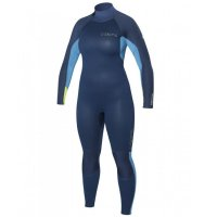 C-Skins Surflite 5/4/3 Womens Neoprenanzug Ink Blue/...
