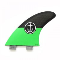 Captain Fin CF-Medium 5-Fin Set (M)