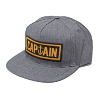 Captain Fin Naval Captain 6 Hat