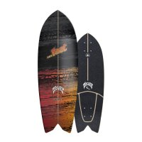 Carver Psycho Killer 29 Surfskate Deck