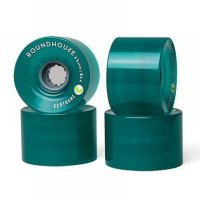 Carver Skateboards Roundhouse ECO Mag Wheels 70mm/81a Aqua
