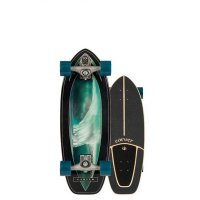 Carver Super Snapper 28 Surfskate Complete C7 Raw
