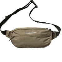 Cleptomanicx Hipbag Tap S Dusty Olive