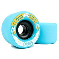 Cloud Wheels OZONE (4er Set) 70mm/ 83a Blue