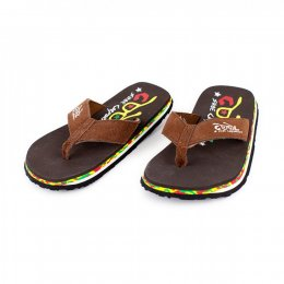 Cool Shoes CHILD Zehentrenner turkish coffe