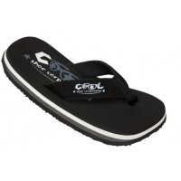 Cool Shoes ORIGINAL Zehentrenner Black