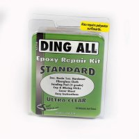 Ding All Epoxy Repair Kit Standard Ultra Clear