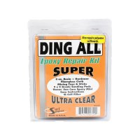 Ding All Epoxy Repair Kit Super Ultra Clear