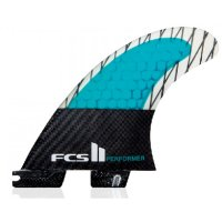 FCS 2 Performer PC Carbon Tri Fin Set (L)