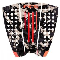 FCS Julian Wilson Traction Tail Pad Urban Camo/Blood Orange