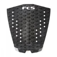 FCS Tail Pad T-1 Surf Traction Black Charcoal