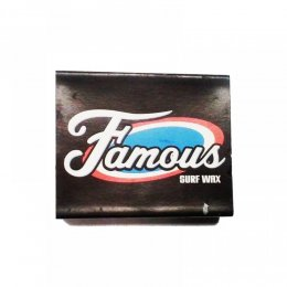 Famous Surf Wax COLD Wax 15°C and below