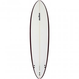 Fusion76 Funboard Polyester Surfboard