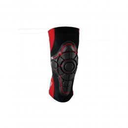G-Form EXTREME PROTECTION Knee Pad Black/ Red