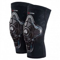 G-Form Pro-X Knee Pad Black Teal Camo Embossed
