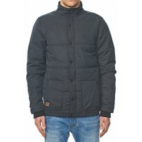 Globe Avenue Puffer Jacket Lead Blue