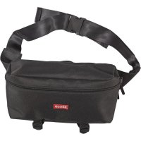 Globe Bar Shoulder Pack Black