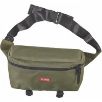 Globe Bar Shoulder Pack Oliv
